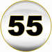 Powerball fifth winning number is  55